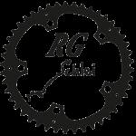 RG Schlei Logo Black Schleswig Radsport Rennrad Roadbike